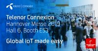 Telenor Connexion Hannover Messe 2019