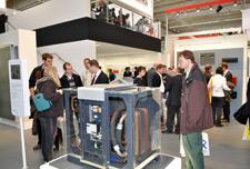 Zufrieden zeigt sich STIEBEL ELTRON in seinem Fazit zur Light+Building 2010 in Frankfurt