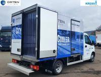 Wirtschaftlichkeit von Kühltransporten effizient verbessern. Auch bei E-Antrieben