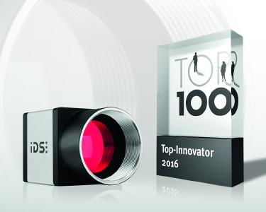 IDS Top100 Industriekameras