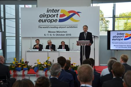 inter airport Opening Ceremony