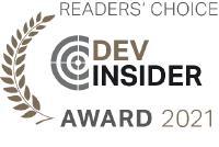 Dev-Insider Award 2021 – projectfacts nominiert für Teamwork