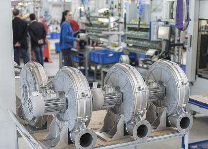 Elektror airsystems bietet verbesserte Serviceleistungen dank Partnerschaft mit Marzahl Service GmbH.