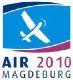 Logo of event Air Magdeburg 2010