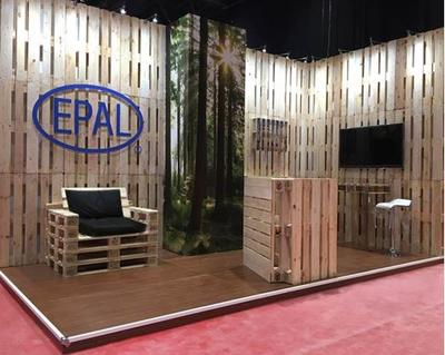 Wood instead of plastic - the message from EPAL to the Arab States of the Gulf