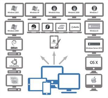 Copyright ProSoft_ NetSupport Manager Fernwartung für alle Plattformen