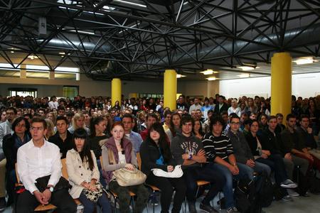 Immatrikulationstag 2012, DHBW Karlsruhe