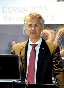 Dorma CEO, Thomas P. Wagner