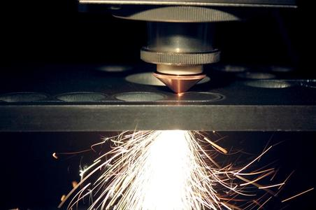 Coherent Lasers for Metal Processing Applications