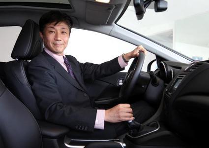 Katsushi Inoue ist neuer Präsident der Honda Deutschland GmbH