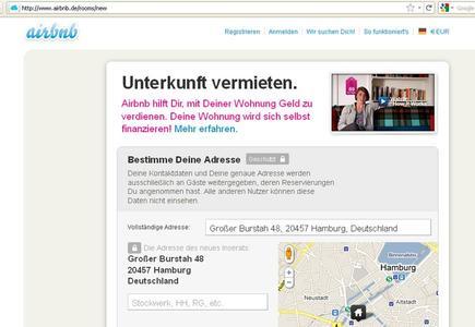 Über www.airbnb.de kann jeder seine Unterkunft vermieten - kostenlos, schnell und sicher. Airbnb gibt Tipps, wie die Vermietung erfolgreich wird. (Foto: Airbnb)