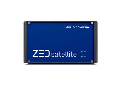 In der praktischen Anwendung lässt sich mit ZED-satellite beispielsweise die Qualität von Werkstücken auf einer Rundtaktmaschine nach jedem Fertigungsschritt prüfen.