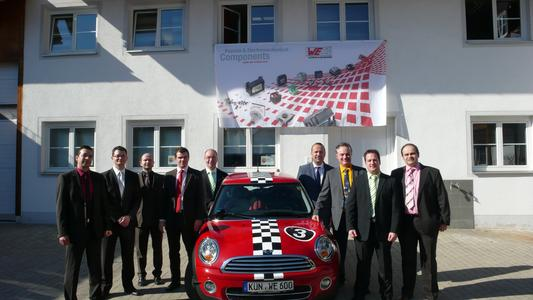 Würth Elektronik eröffnet lokales Design Center in München