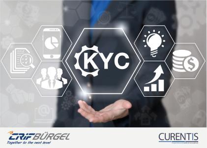 Gemeinsam für einen besseren KYC-Prozess und gegen Geldwäsche: CRIFBÜRGEL kooperiert mit CURENTIS