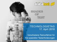 Erster Digitaltest Technologietag am 17. April 2018