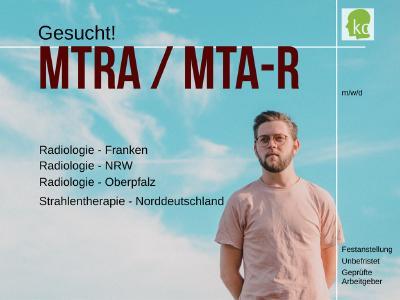 Stellenangebote MTRA