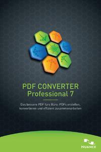 PDF Converter Enterprise 7 von Nuance: Die smarte