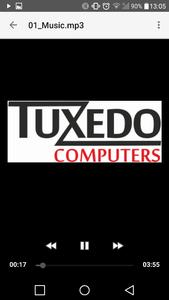 myTUXEDO Android App 02