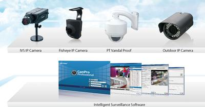 Airlive during Security Essen 2012 to introduce Intelligent Video Surveillance and Polycontrast Interference Photography solutions