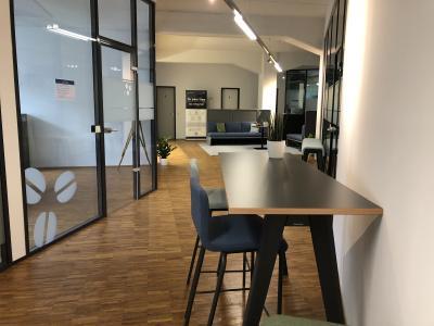 it-economics Office Karlsruhe Eingang