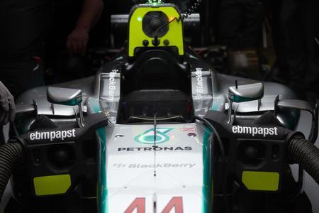 ebm-papst Ventilatoren kühlen den neuen F1 W06 Hybrid-Rennwagen