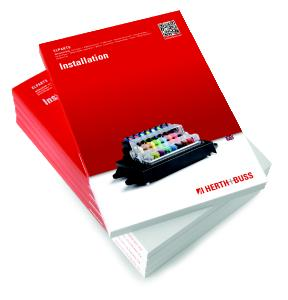 Catalogue installation