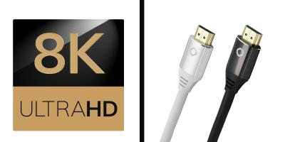 Oehlbach Ultra High Speed HDMI® Kabel Black Magic MKII