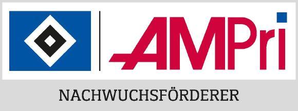 AMPri HSV Nachwuchsförderung Logo