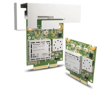 m2m Deutschland m2m präsentiert das Multi-Wireless-Modem Pinnacle 100 von Laird Connectivity