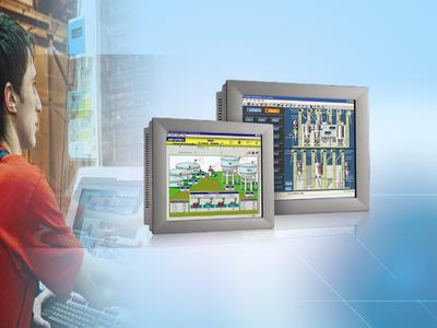 Stromsparende TouchPanel PCs von Advantech