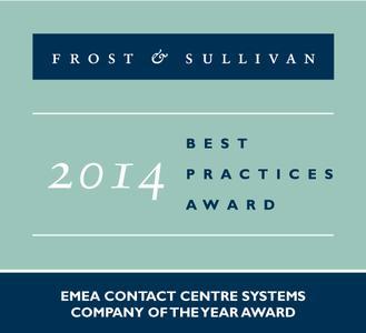 Award Frost&Sullivan