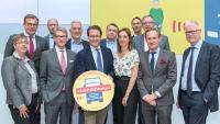 """Verbände der Transport-, Logistik- und Busbranche sind """"offizielle Unterstützer"""" der """"Aktion Abbiegeassistent"""""""