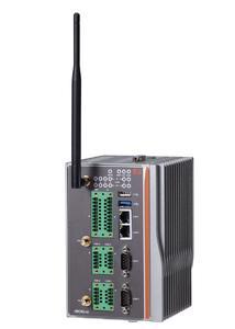 AXIOMTEKs rBOX510-6COM Lüfterloses Embedded System mit Intel® Atom™ Prozessor E3827