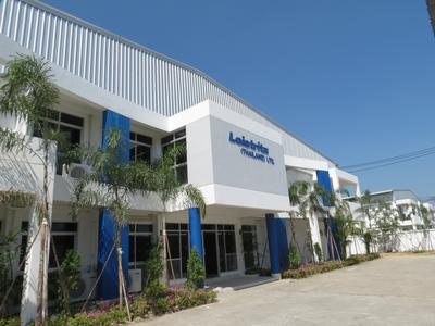 Neue Produktionshalle von Leistritz Thailand Ltd