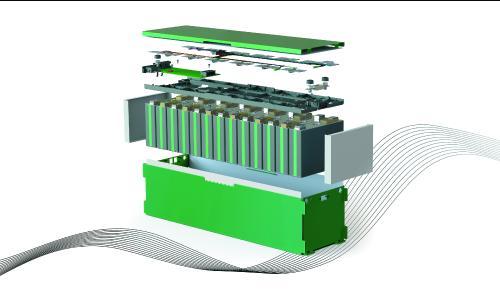 BMZ fertigt Lithium-Ionen Batterien für E-Mobility-Anwendungen