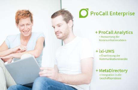 ProCall Enterprise smart erweitern