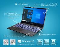 bluechip TRAVELline EDU Notebooks