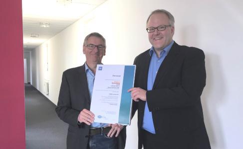 Erfolgreich rezertifiziert | ISO/IEC 27001:2013 | Futura Solutions