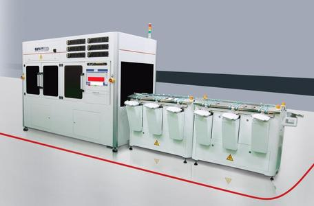 Abbildung 1: Wafer Metrology Sorter System