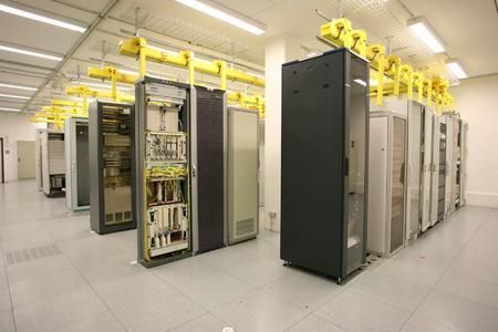 Server im Data Center von I.T.E.N.O.S.