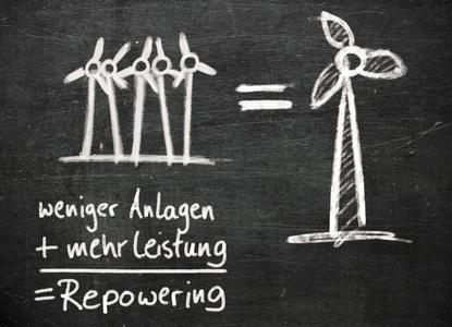 Repowering - Leistungskurs für die Windkraft
