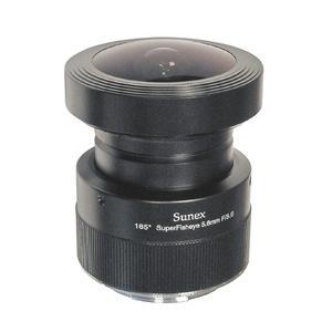 Sunex Superfisheye DSLR