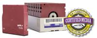 OpenStorage AG distributor of Spectra Logic storage products presents the Spectra Logic Certified Tape Media