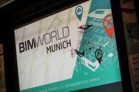 Innovation Bau über die BIM World Munich