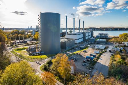 Küstenkraftwerk Kiel