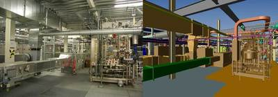 Factory Modelling and Walk-through Service Prevents Expensive Problems