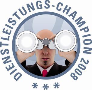 Print. Champion 2008 Icon