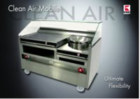 UBERT Clean Air Mobile & Multi-Level-Einbautheken