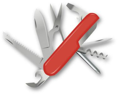 Swiss-Domains are as useful as a Swiss army knife