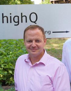Kai Horn, Leiter Marketing und Vertrieb (highQ)